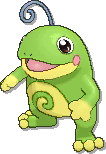 Politoed  sprite from Ultra Sun & Ultra Moon