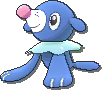 Popplio  sprite from Ultra Sun & Ultra Moon