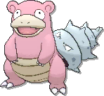 Slowbro  sprite from Ultra Sun & Ultra Moon