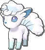 Vulpix  sprite from Ultra Sun & Ultra Moon