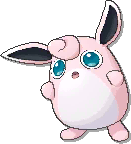 Wigglytuff  sprite from Ultra Sun & Ultra Moon