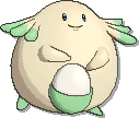 Chansey Shiny sprite from Ultra Sun & Ultra Moon