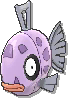 Feebas Shiny sprite from Ultra Sun & Ultra Moon