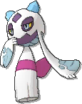 Froslass Shiny sprite from Ultra Sun & Ultra Moon & Sun & Moon
