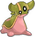 Gastrodon Shiny sprite from Ultra Sun & Ultra Moon
