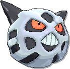 Glalie Shiny sprite from Ultra Sun & Ultra Moon