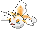 Goldeen Shiny sprite from Ultra Sun & Ultra Moon & Sun & Moon