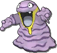 Grimer Shiny sprite from Ultra Sun & Ultra Moon