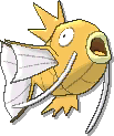 Magikarp Shiny sprite from Ultra Sun & Ultra Moon