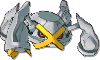Metagross Shiny sprite from Ultra Sun & Ultra Moon & Sun & Moon