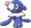 Popplio Shiny sprite from Ultra Sun & Ultra Moon