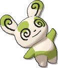 Spinda Shiny sprite from Ultra Sun & Ultra Moon & Sun & Moon