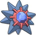 Starmie Shiny sprite from Ultra Sun & Ultra Moon