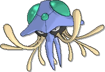 Tentacruel Shiny sprite from Ultra Sun & Ultra Moon