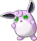 Wigglytuff Shiny sprite from Ultra Sun & Ultra Moon