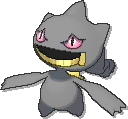 Banette  sprite from Ultra Sun & Ultra Moon