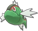 Basculin  sprite from Ultra Sun & Ultra Moon