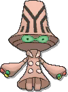 Beheeyem  sprite from Ultra Sun & Ultra Moon