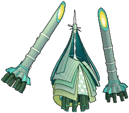Celesteela  sprite from Ultra Sun & Ultra Moon