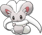 Cinccino  sprite from Ultra Sun & Ultra Moon