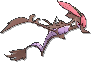 Dragalge  sprite from Ultra Sun & Ultra Moon