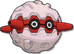 Forretress  sprite from Ultra Sun & Ultra Moon
