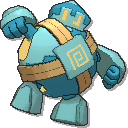 Golett  sprite from Ultra Sun & Ultra Moon