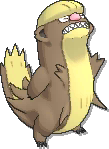 Gumshoos  sprite from Ultra Sun & Ultra Moon