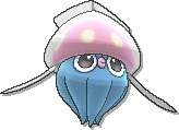 Inkay  sprite from Ultra Sun & Ultra Moon