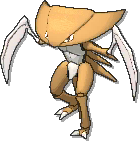 Kabutops  sprite from Ultra Sun & Ultra Moon