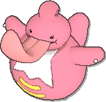 Lickilicky  sprite from Ultra Sun & Ultra Moon