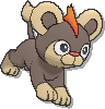 Litleo  sprite from Ultra Sun & Ultra Moon