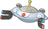 Magnezone  sprite from Ultra Sun & Ultra Moon