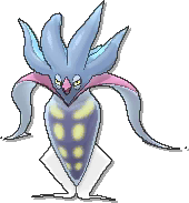 Malamar  sprite from Ultra Sun & Ultra Moon