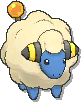 Mareep  sprite from Ultra Sun & Ultra Moon