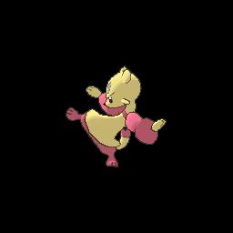 Mienfoo Pokedex Stats Moves Evolution Locations Pokemon Database