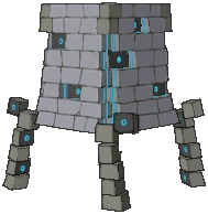 Stakataka  sprite from Ultra Sun & Ultra Moon