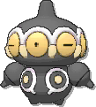 Claydol Shiny sprite from Ultra Sun & Ultra Moon
