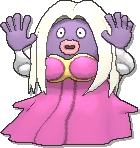 Jynx Shiny sprite from Ultra Sun & Ultra Moon