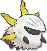 Larvesta Shiny sprite from Ultra Sun & Ultra Moon