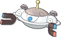Magnezone Shiny sprite from Ultra Sun & Ultra Moon