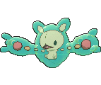 Reuniclus  sprite from X & Y