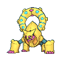 Volcanion Shiny sprite from X & Y